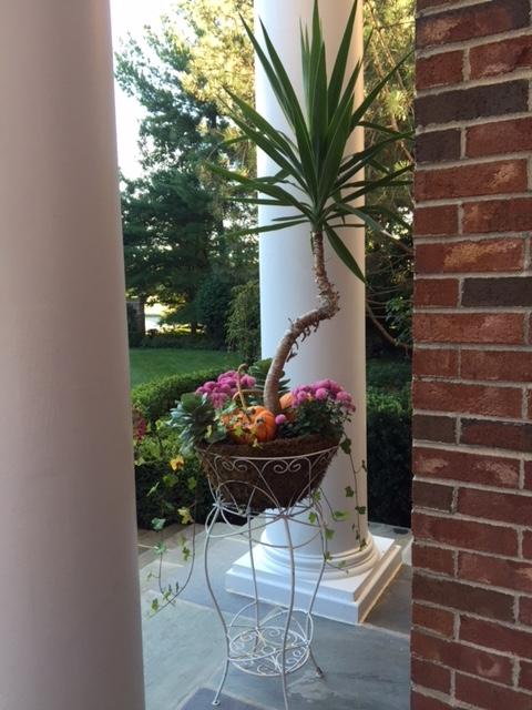 Bonita front porch